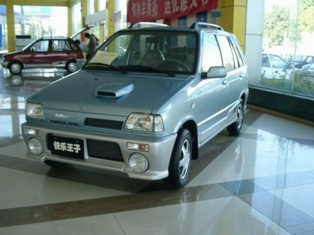 Changan Suzuki Alto Sport 458×343