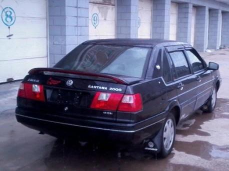 Volkswagen Santana 2000 China