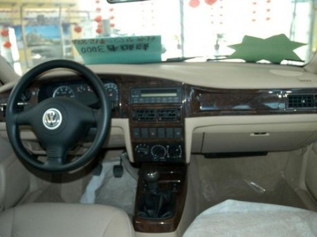 Volkswagen Santana 3000 China