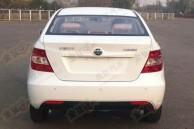 Spy Shots: Brilliance V3 SUV is Naked in China