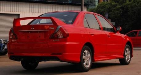 Mitsubishi Lancer China