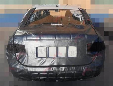 new Volkswagen Jetta China