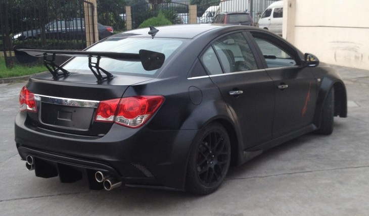 Chevrolet Cruze Body Kit China 4 Carnewschina Com