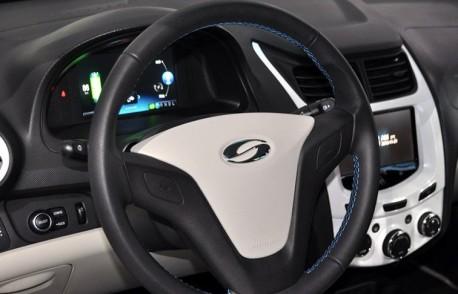 Shanghai-GM Springo EV launched on the Guangzhou Auto Show