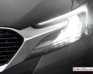Spy Shots: third generation Skoda Octavia testing in China