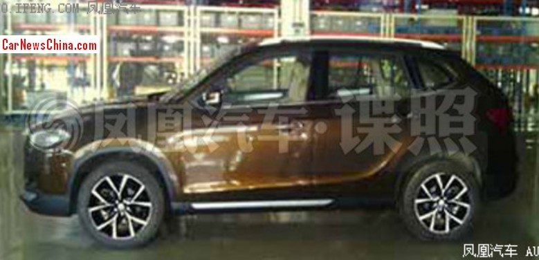Spy Shots: Brilliance F20 = Brilliance H3, and Naked from