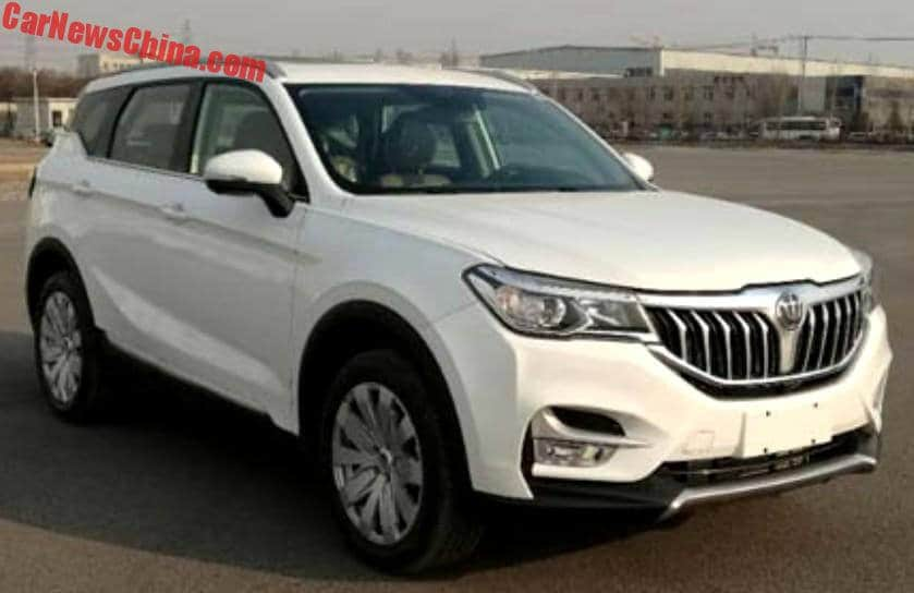 Chinese Brands Are Launching More New Suvs In A Week Then The Rest Of World Decade Here We Have Another One This Is Brilliance V6