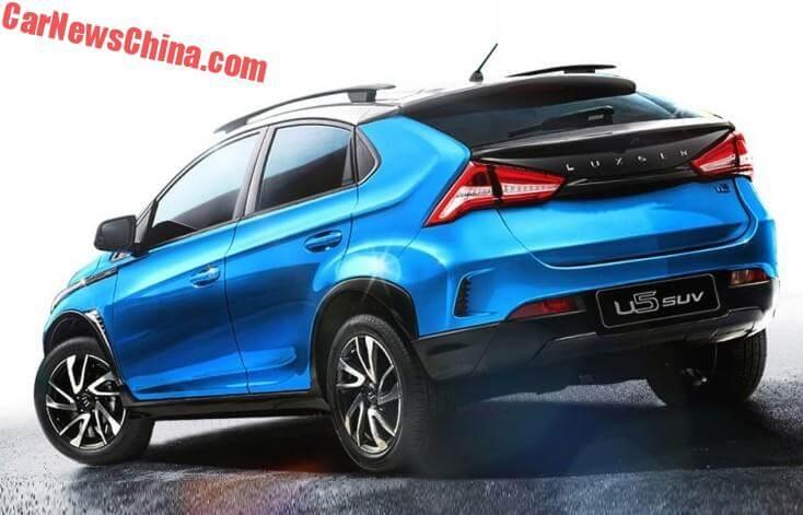 Kadjar Facelift 2017 >> Luxgen U5 SUV Is Finally Ready For China - CarNewsChina.com