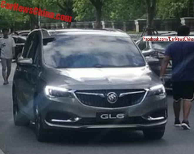 Buick GL6 MPV