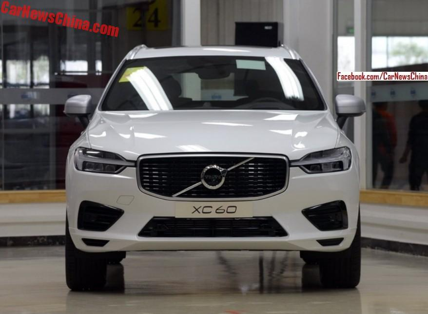 Where is volvo made