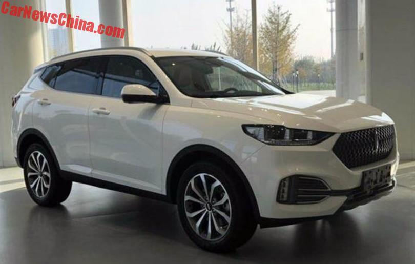WEY (Great Wall Motors) Archives - CarNewsChina.com