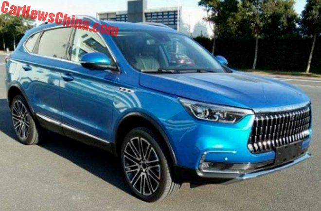 New Changfeng SUV