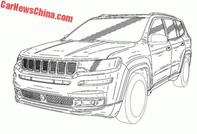 2018 Jeep Grand Commander