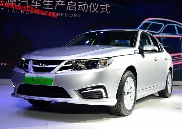 Saab 9 3 Recycled In China