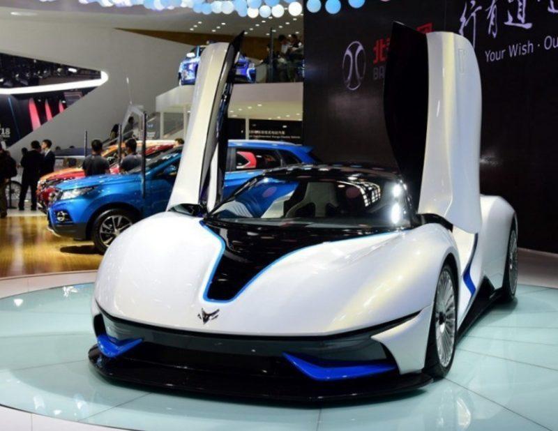 Beijing Auto ArcFox-7