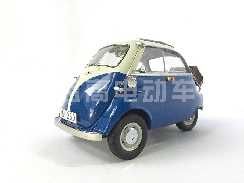 Chinese Lsev Company Does The Bmw Isetta With Four Doors