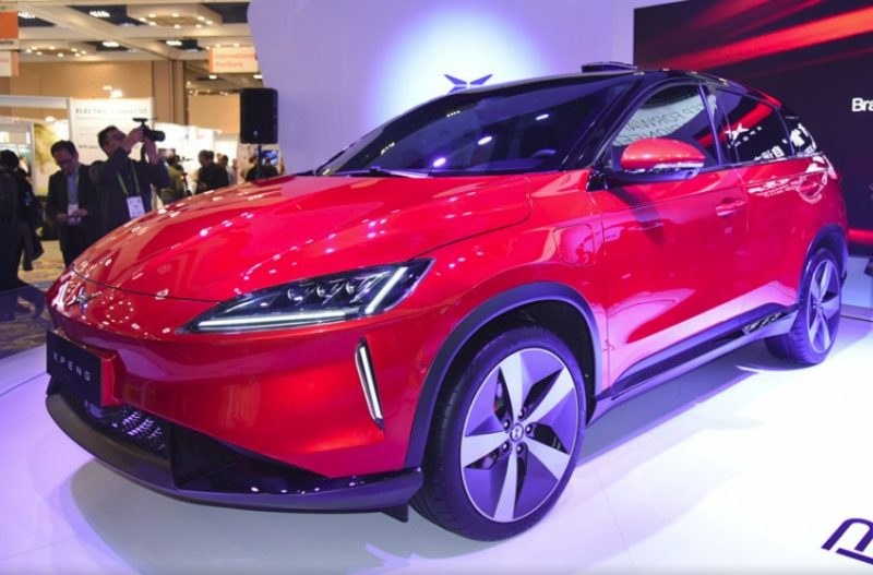 XPeng Electric SUV