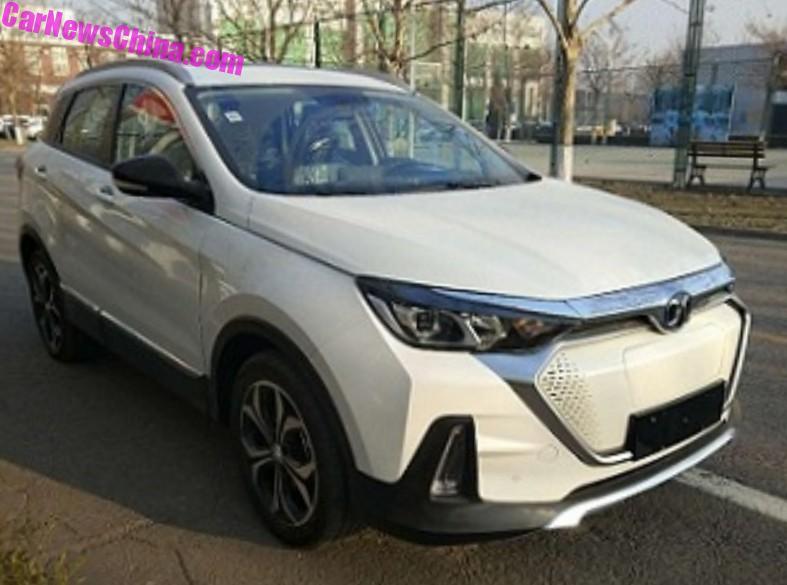 Beijing Auto EX5