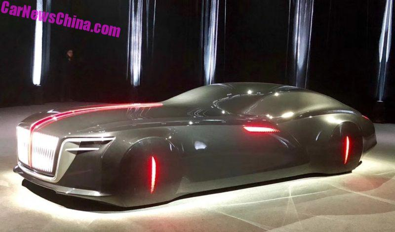 Hongqi Concept Car