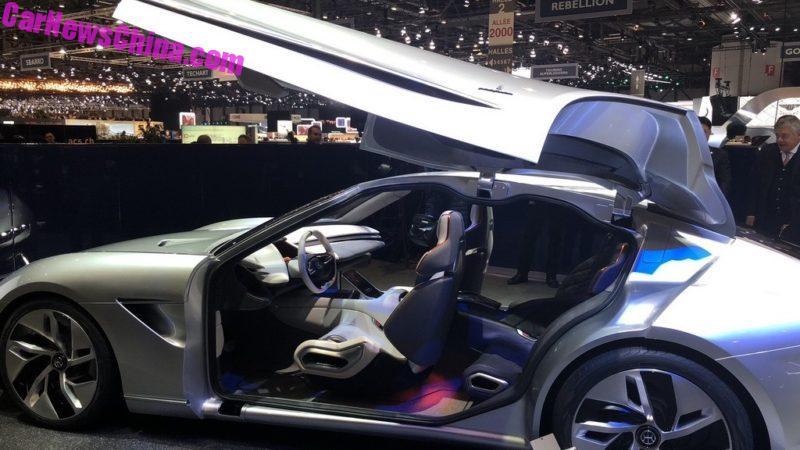 Hybrid Kinetic GT