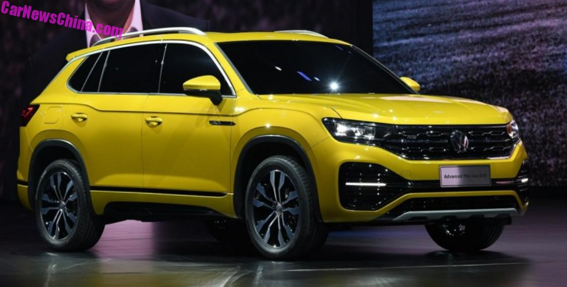 Volkswagen Launches Two New SUVs In China And One Is