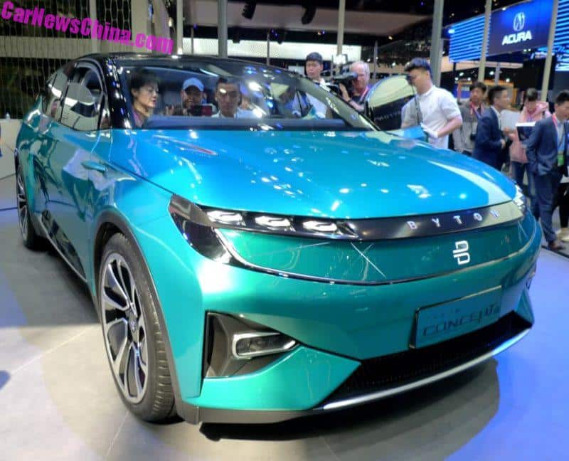 Highlights Of The 2018 Beijing Auto Show