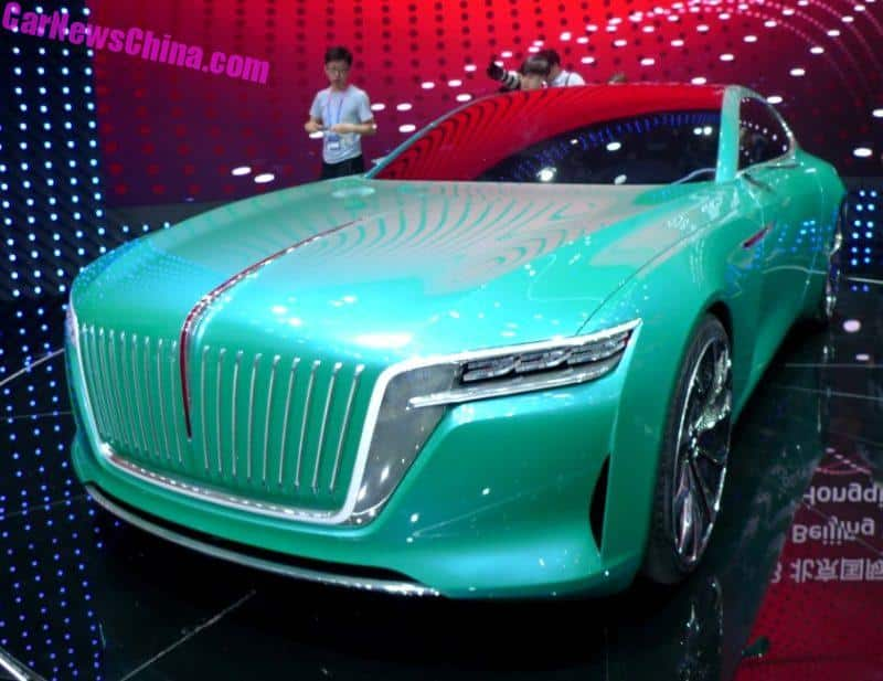 Highlights Of The 2018 Beijing Auto Show Day 1 Part 3