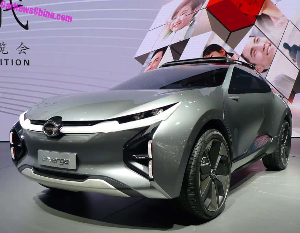 highlights of the 2018 beijing auto show day 2 part 3 - carnewschina