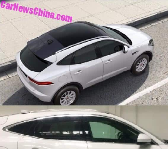 The Jaguar E Pace Is Made In China By The Chery JLR Joint Venture. It Has  The Same Length And Wheelbase As In The Rest Of The World; There Are No  Plans ...