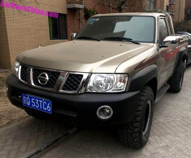 Y61 Nissan Patrol