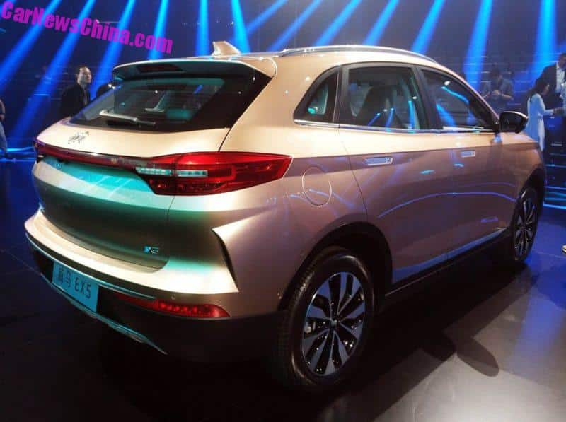Weltmeister Ex5 Electric Suv Launched On The Chinese Car