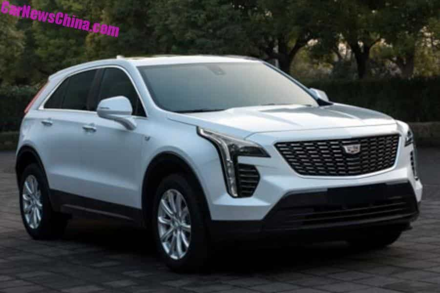 Cadillac China Archives - CarNewsChina.com