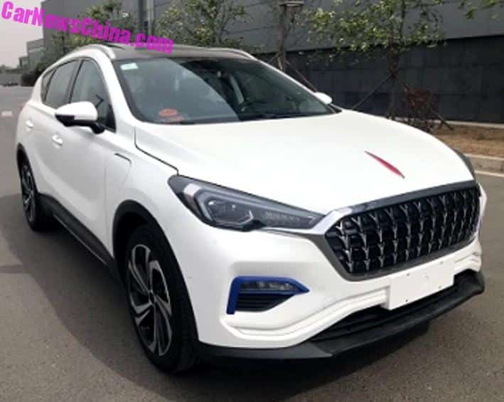Hongqi  E-HS3 Electric SUV