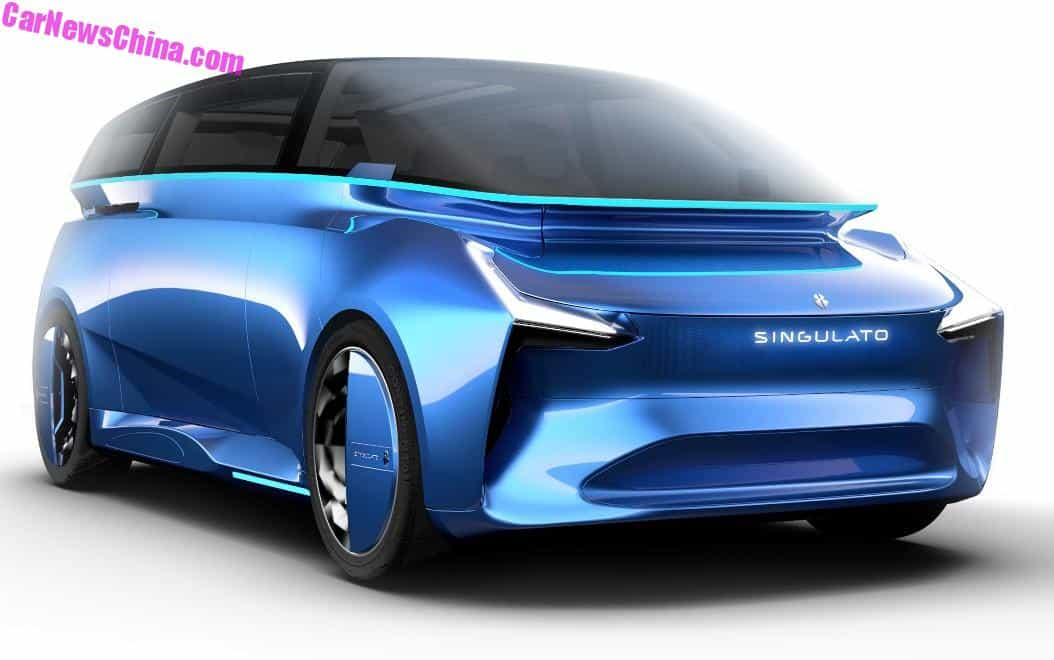 The Singulato IS Will Keep Its Crazy Suicide Doors CarNewsChinacom - Audi is6