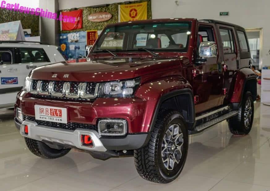 Beijing Auto (BAIC) Archives - CarNewsChina.com