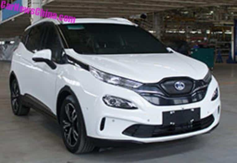 Beijing Auto EX3