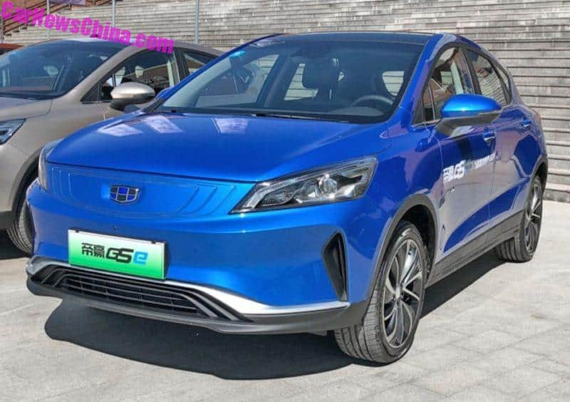 Geely Emgrand GSe