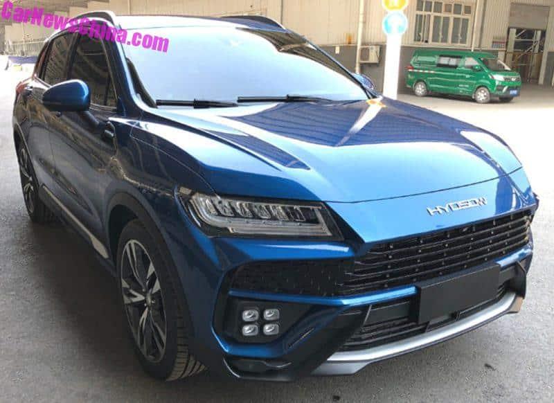 Lamborghini Urus Ripoff