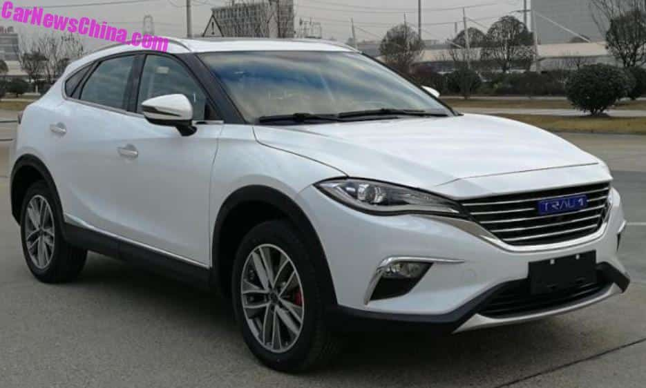 Traum Goes For The Mazda Cx 4 In China Carnewschina Com