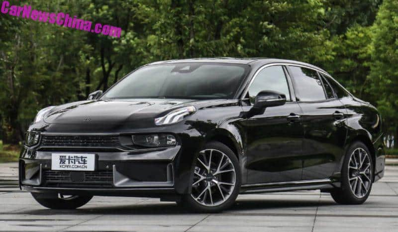 2018 - [Lynk&Co] 03 Sedan - Page 3 Lynkco-03-red-6-800x466