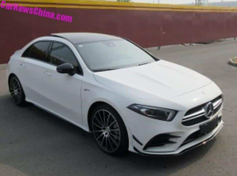 Mercedes-AMG A35 L 4matic