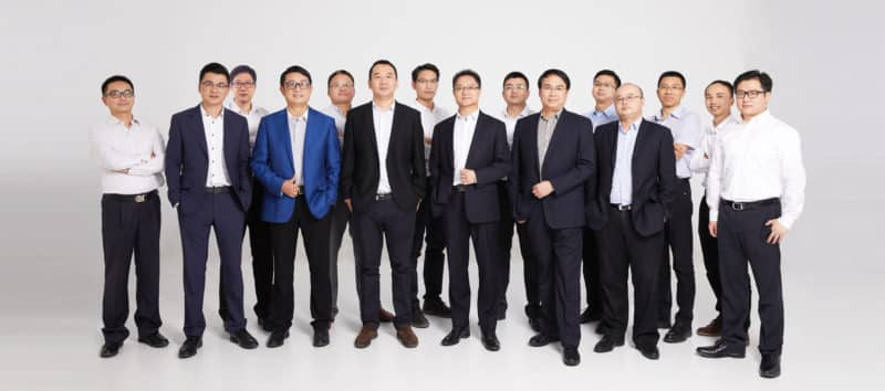 Moder Auto management team
