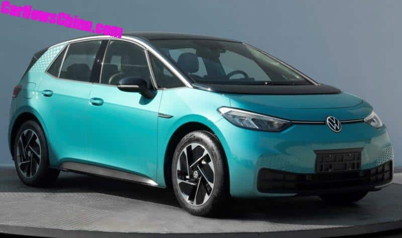 New Electric Cars From China – June 2021
