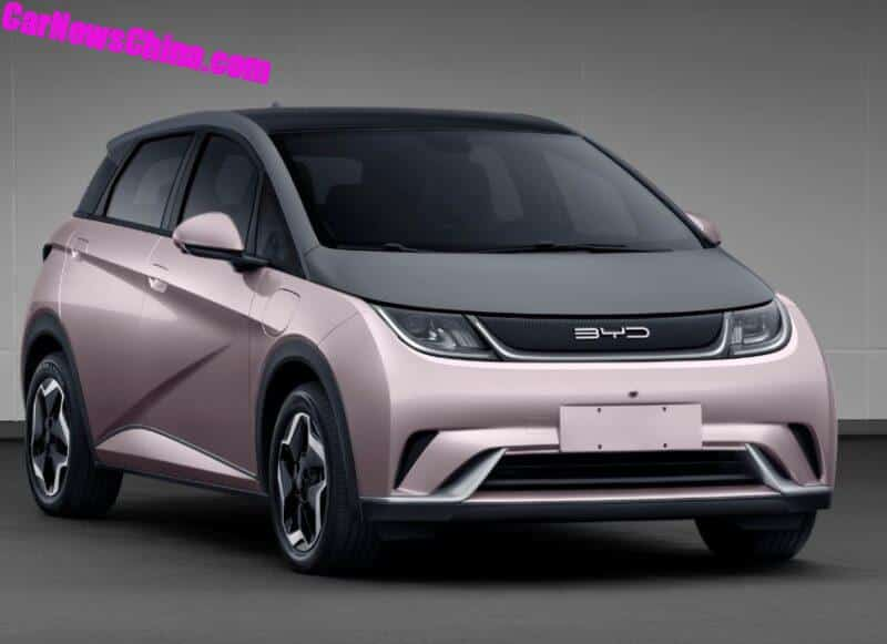 New Electric Cars From China