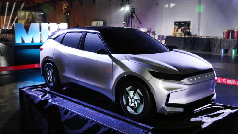 Foxconn's car brand Foxtron.