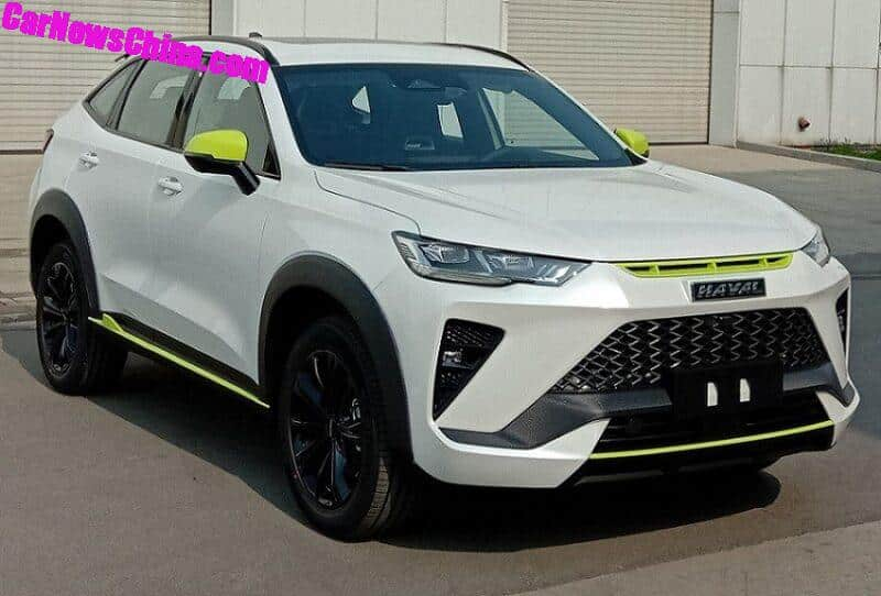 New Petrol Powered Cars From China