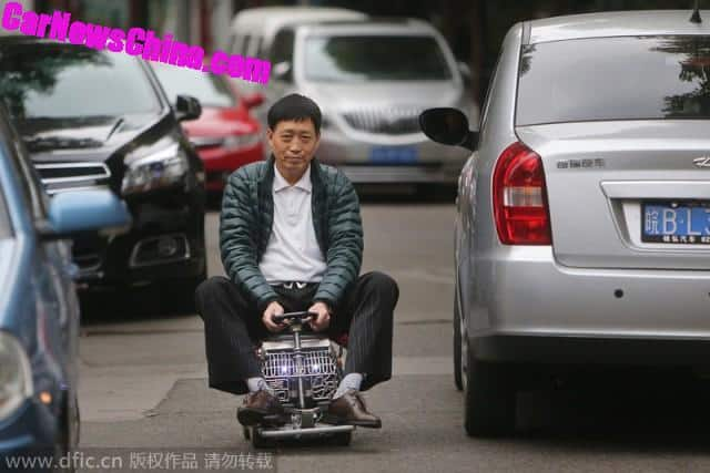 Do you have passion for Chinese cars?
