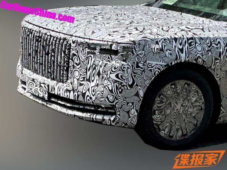 Hongqi L5 2022