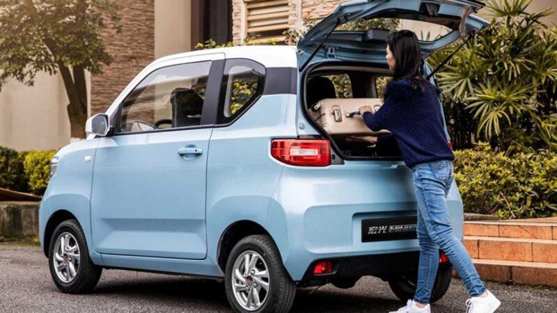 Wuling HongGuan Mini EV