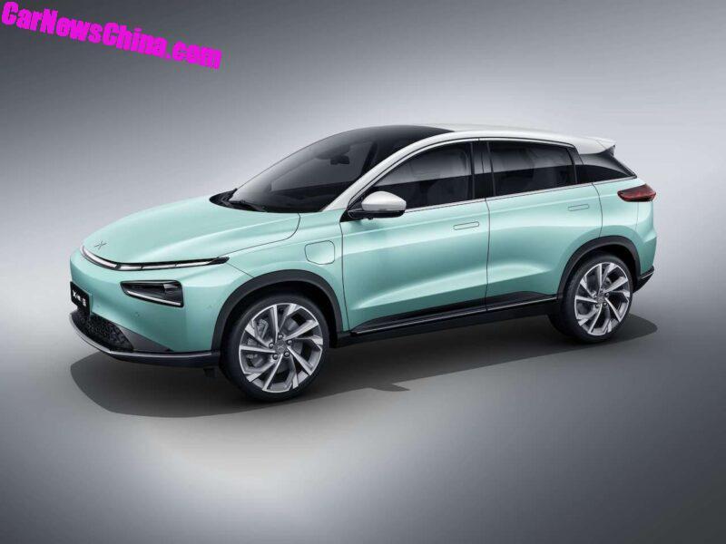 XPeng G3i (Facelift)